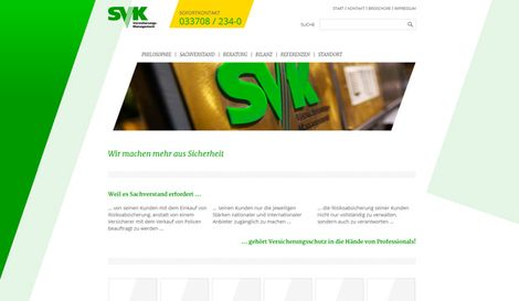 Websites SVK / KS
